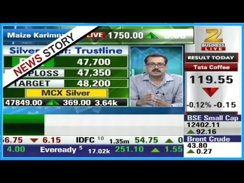 Mandi Live: MCX Silver rates on rise; value at 47847