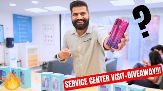 Honor India Service Center Visit + Crazy Smartphone Sale Offers + Giveaway🔥🔥🔥
