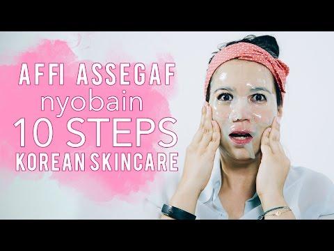 10 Steps Korean Skincare Routine Indonesia | Skincare 101