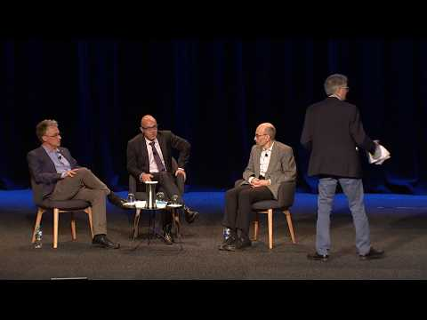 Monday, 14 May 2018, Disruptive Technologies, Panel Discussion