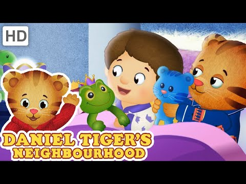 Daniel Tiger - Daniel's Sleepover (HD - Full Episode)