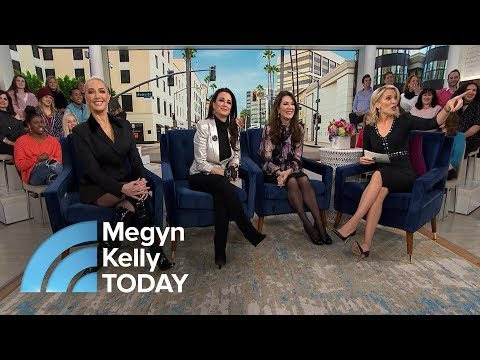Real Housewives Of Beverly Hills: It's Better To Be Rich Than Famous  Megyn Kelly TODAY