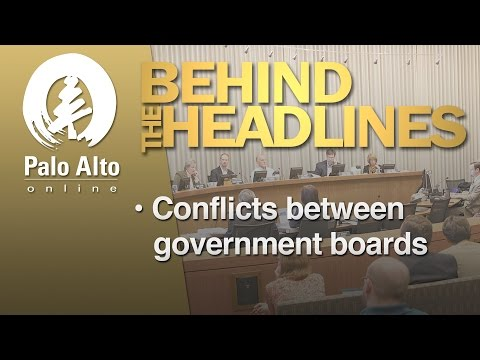 Behind the Headlines - Tension Within Governing Boards