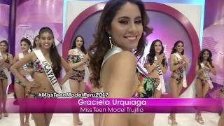 MISS TEEN MODEL PERU 2017 (PROGRAMA TV)