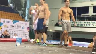 Final 3 Round  Street Workout World Cup 2016 Stage in Khanty-Mansiysk