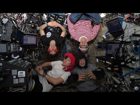 كيف يحافظ رواد الفضاء على صحتهم النفسية والعقلية في محطة الفضاء الدولية؟…  - 09:59-2019 / 12 / 13