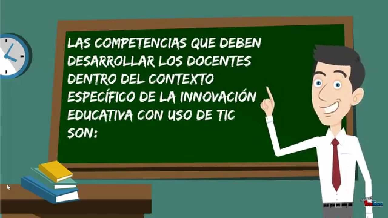Competencias TIC Para Docentes