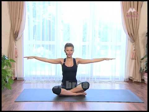 Йога с кариной харчинской видео 7 урок