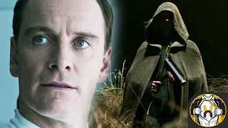 Is David the Real Villain of Alien Covenant? - Theory Explained