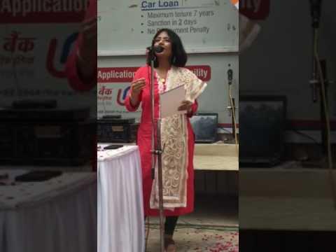 Tara naam ma o swatantrata  sung by Dharini