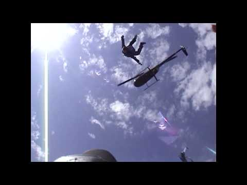 Helicopter Jump at Skydive Perris (Short Version.)