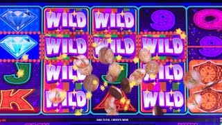 AWESOME SLOT MACHINE WINS AT KICKAPOO LUCKY EAGLE CASINO IN EAGLE PASS TEXAS