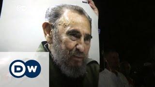 كوبا تودع فيدل كاسترو | الأخبار