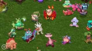 My Singing Monsters: Dawn of Fire – All Monsters + WB