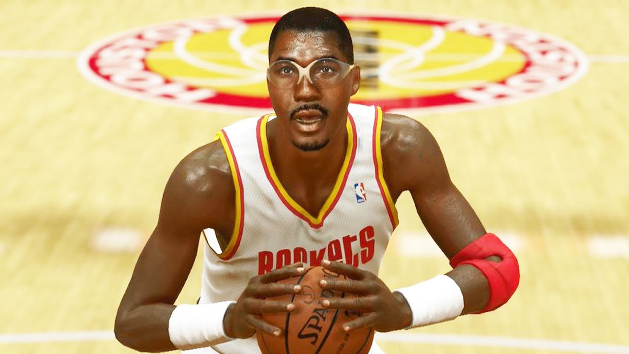 NBA 2K14 MyTeam Hakeem Olajuwon is UNSTOPPABLE