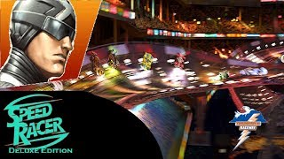 Baixar Speed Racer (Wii) Deluxe Edition (v0.6) Gameplay with Racer X