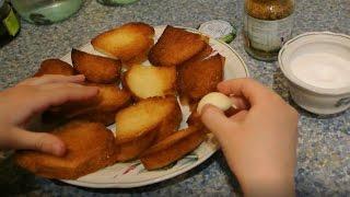 Чесночные гренки - как приготовить за 4 мин? Рецепт гренок с чесноком