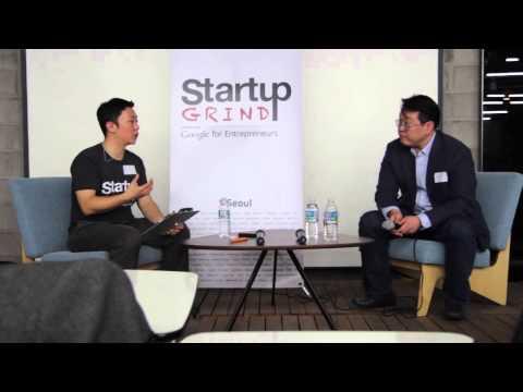 Startup grind Seoul Hosts Il-Hwan Kwon(Qualcomm Ventures)