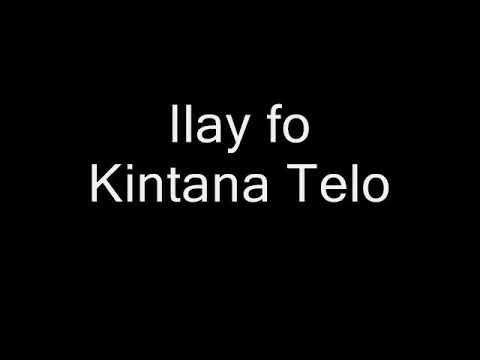 Ilay fo - Kintana Telo