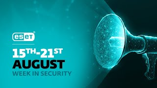 ESET research into Grandoreiro banking trojan - Week in security with Tony Anscombe