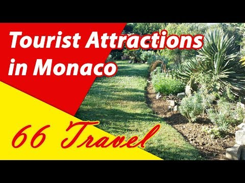 List 8 Tourist Attractions in Monaco | Travel to Europe
