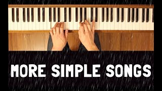 Take Me Out To The Ball Game (More Simple Songs) [Easy Piano Tutorial]