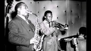 Charlie Parker with Miles Davis- December 11, 1948 Royal Roost, New York City