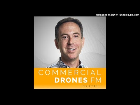 #002 - Drone Venture Capital with Kevin Spain