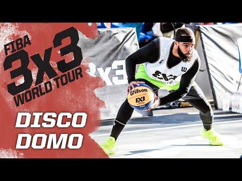 Most SKILLFUL 3x3 player right now?! • Disco Domo | FIBA 3x3 World Tour Return