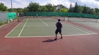 7/24/18 Tennis - Set Highlights