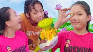 Buổi Cắm Trại Cuối Cùng ❤ Chuẩn Bị Đón Chào Năm Học Mới - Trang Vlog