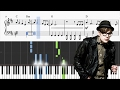 Download Fall Out Boy - Sugar, We're Goin Down - Piano Tutorial + SHEETS MP3 song and Music Video