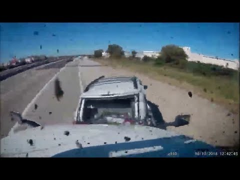 Bad Drivers and Car Crash Compilation #21 October 2018 Dash Cam Owners World