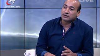 جسور - حوار باسم ماهر مع أ/ نادر شكري عن قضايا الأقباط
