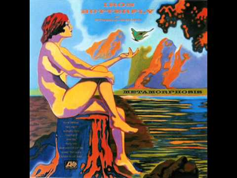 Iron Butterfly - Stone Believer