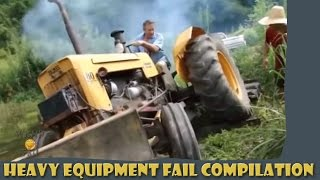 Heavy Equipment Win/Fail Compilation || Wekend 14