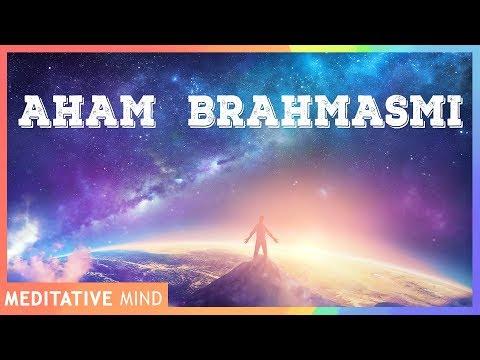 AHAM BRAHMASMI Mantra Meditation     11 Mins of Meditation