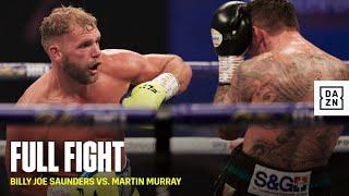 FULL FIGHT   Billy Joe Saunders vs. Martin Murray