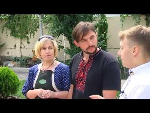 """Власта Власенко і Руслан Трач  у програмі """"Смачний вікенд"""""""