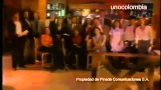 """Fin Serie """"Hombres"""" + Canal A + RCN Televisión - Coestrellas """"Hablemos Claro"""" - 1996"""