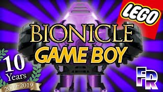 FR: LEGO Bionicle for GBA | 10 Years Without Bionicle