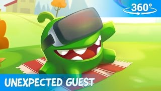 Om Nom Stories (Cut the Rope) - Om Nom 360°: Unexpected Guest