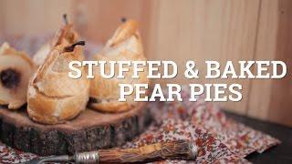 Stuffed & Baked Pear Pies [BA Recipes]