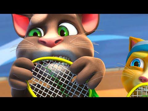 Tenis Kid - Talking Tom and Friends (Episodio 28 - Temporada 1)