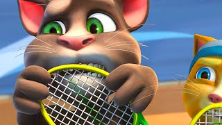 Tenis Kid - Talking Tom and Friends (Episodio 28 - Temporada 1)