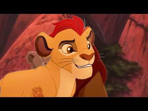 Lion King Kion Saves Kiara