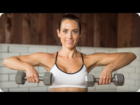 How To Upright Row — Proper Form & Tips | Autumn Fitness