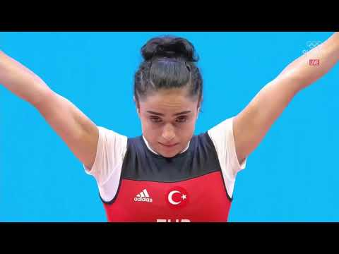 2019 World Weightlifting Championships. Women 45kg \ Чемпионат мира женщины до 45кг