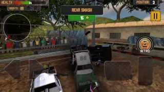 Demolition Derby - Crash Racing game-play trailer