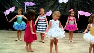 Fancy Nancy Dance Camp - Ballet Performance